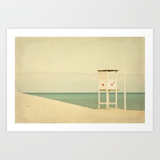 Dunas  Art Print