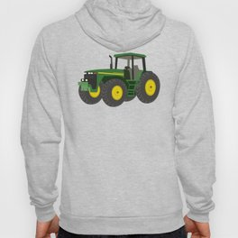 Green Farm Tractor Hoody