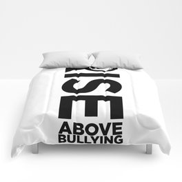 Rise Above Bullying Comforters