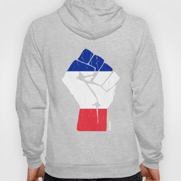 Team France Flag Tshirt Hoody