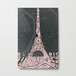 Eiffel Tower Paris Metal Print