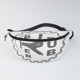 Beer Pub Brewery Handcrafted style Fashion Modern Design Print! Fanny Pack