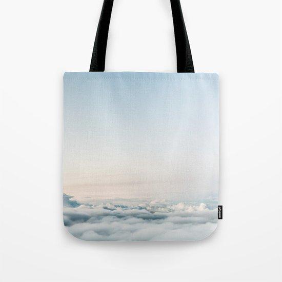 Cloudscape Tote Bag