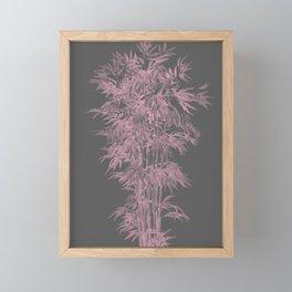 Bamboo fantasy Framed Mini Art Print