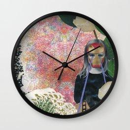 Silicon Valley Hubris Wall Clock