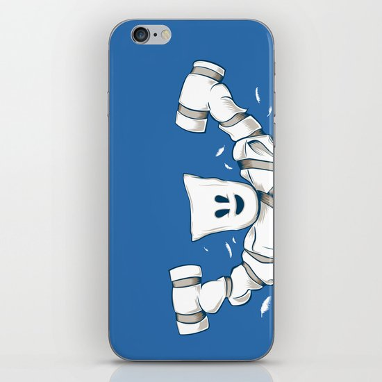 All Carnage! iPhone & iPod Skin