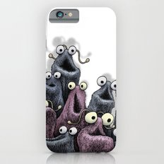 Yip Yip (white background) iPhone 6 Slim Case