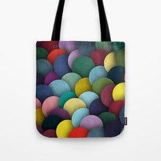 Dirty Circles Tote Bag
