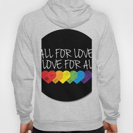 Love is Love Hoody