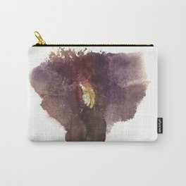 Devon's Vulva Print No.2 Carry-All Pouch