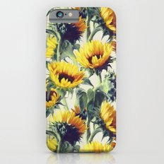 Sunflowers Forever Slim Case iPhone 6