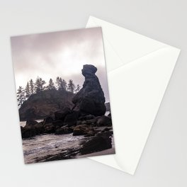 Moody view of Grandma Rock Stationery Cards