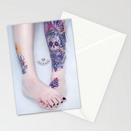 Girls of Milan #01 Stationery Cards