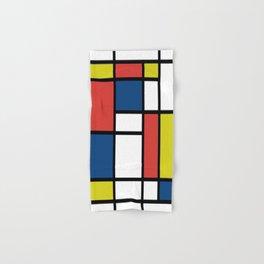 Mondrian 2 Hand & Bath Towel
