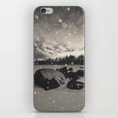 Twilight Snowfall iPhone & iPod Skin
