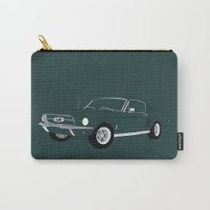 1968 Ford Mustang GT Carry-All Pouch