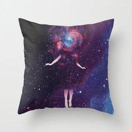 Kenov Throw Pillow