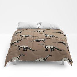 ChocoPaleo: Brontosaurus Comforters
