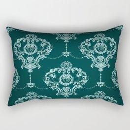 Face pattern Rectangular Pillow