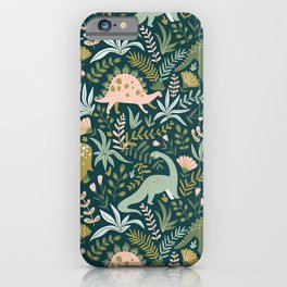 Dino iPhone Case