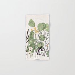 Spring Garden III Hand & Bath Towel