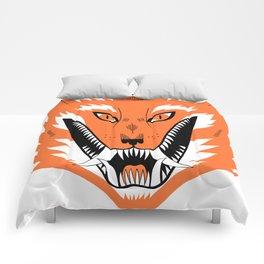 Cursed Fox Comforters