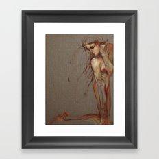 The Lost Framed Art Print