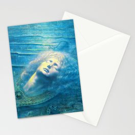 Orpheus - Jean Delville Stationery Cards