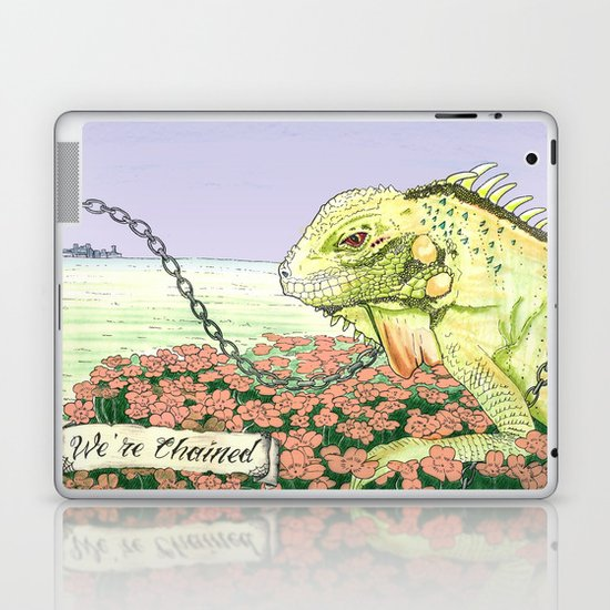 We're Chained Laptop & iPad Skin