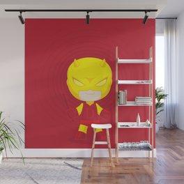 Daredevil Yellow Wall Mural