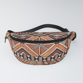African Tribal Pattern No. 117 Fanny Pack