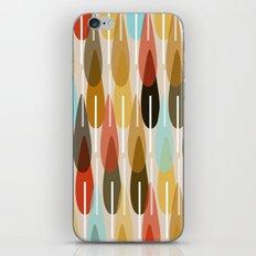modern feathers iPhone & iPod Skin