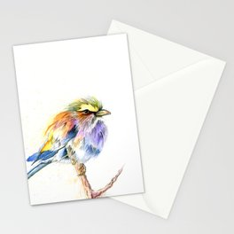 Badass Bird Stationery Cards
