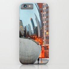 Chicago Bean - Big City Lights iPhone 6s Slim Case