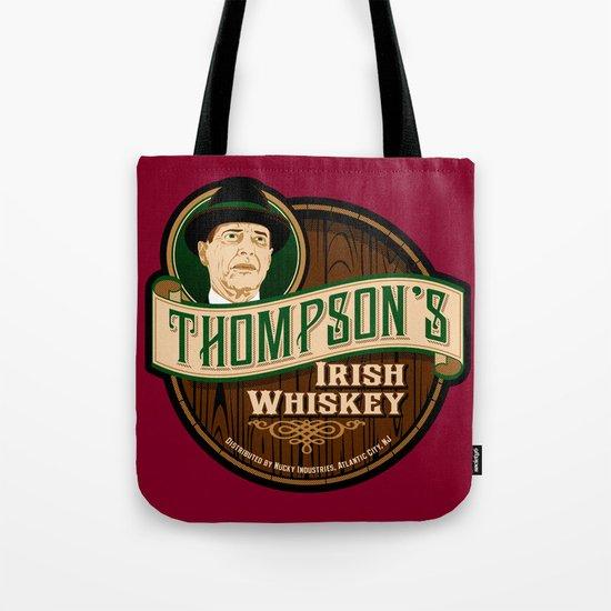 Thompson's Irish Whiskey Tote Bag