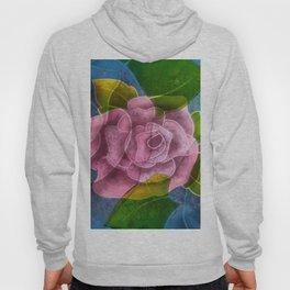 Mauve Rose at Dusk Hoody