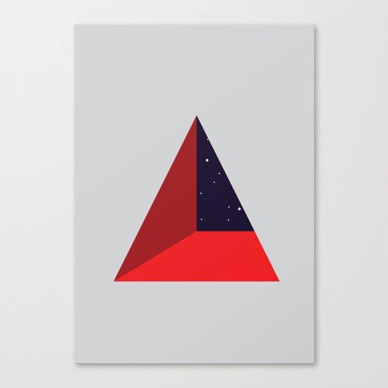 SKYCORNER Canvas Print