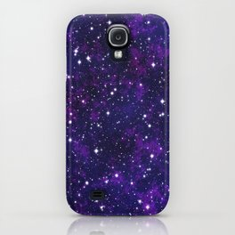 winter galactic iPhone Case