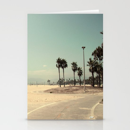 Venice Beach number 2 Stationery Cards
