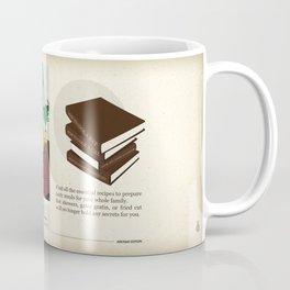 Villains Housewives (English) Coffee Mug
