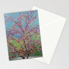 Eastern Redbud Tree Stationery Cards