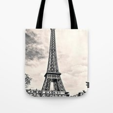 Another Eiffel Tower Photo Tote Bag