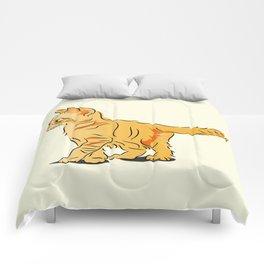 Tabby Kitten Comforters