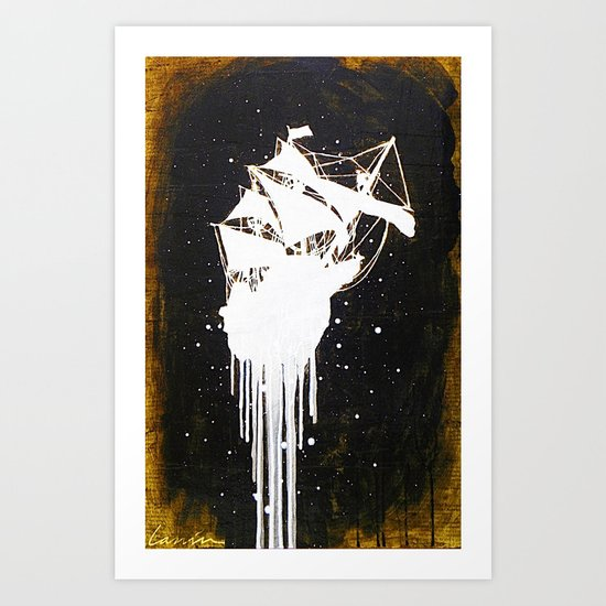 """The Final Voyage"" Art Print"