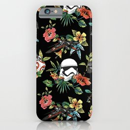 The Floral Awakens iPhone Case
