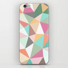 Ice Cream Tris iPhone & iPod Skin