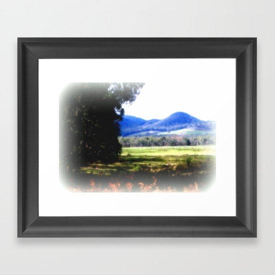 The Pyrenees Framed Art Print