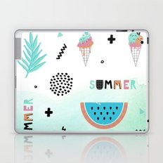 Memphis summer Laptop & iPad Skin