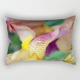Irises Rectangular Pillow