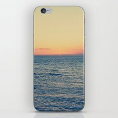 Sunset Over Ocean iPhone & iPod Skin